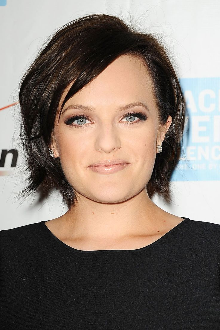 Elisabeth Moss....love her make up, love her hair!!