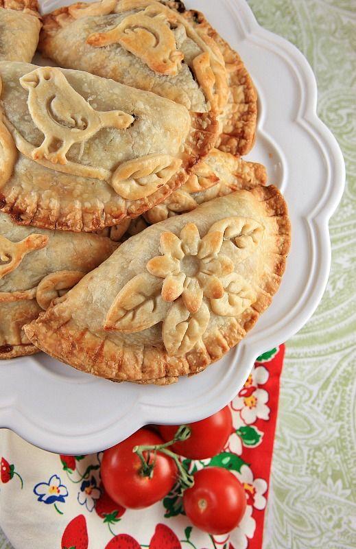--beautiful hand pies!!