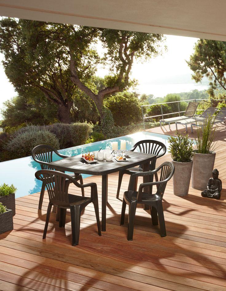 Mobilier de jardin centrakor mon ext rieur pinterest - Mobilier jardin centrakor colombes ...