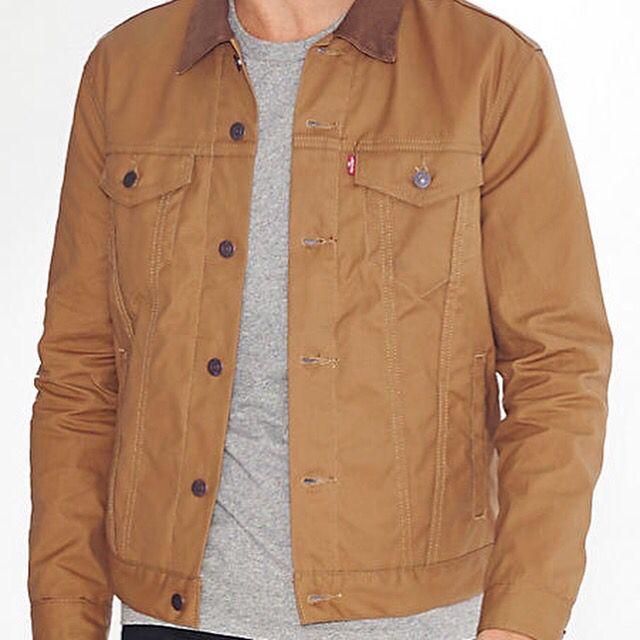 "#Levis ""The Waxed Canvas Trucker"" #cazadora #chaqueta #abrigo #jacket #coats #vaquera #denim #levistrauss #levisjeans #novedad #nuevo #nuevacoleccion #newcollection #AW15  http://www.rivendelmadrid.es/shop/catalogsearch/result/?q=Trucker"