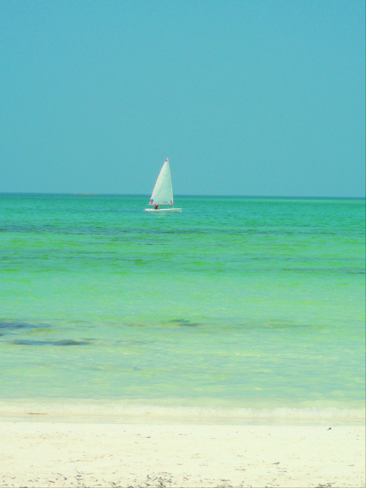 Cayo Ensenacho. Cuba.