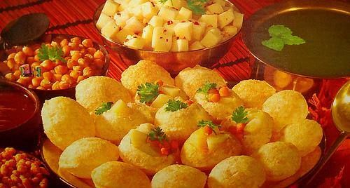 Indian Panipuri