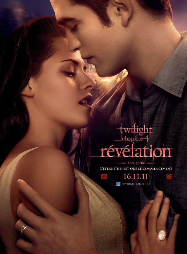 Twilight, chapitre 4 : Révélation, 1e partie (2011) http://cinemur.fr/film/twilight-chapitre-4-revelation-1e-partie-200136