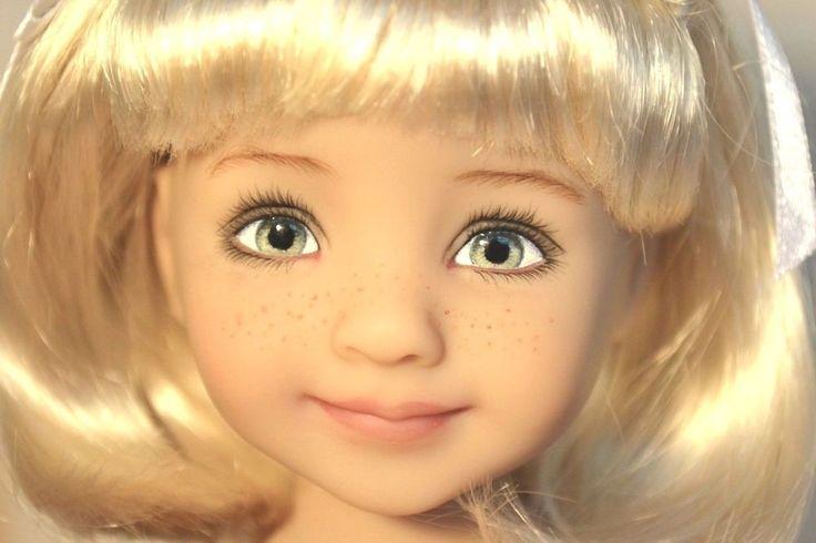 BEAUTIFUL Little Darling Diana Effner Doll #3 Sculpt *MINT* 2 Monique Gold Wigs #DiannaEffner