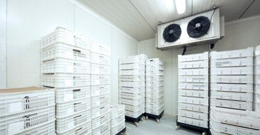 Refrigeration and air conditioning has been financed by Armada for 40 years