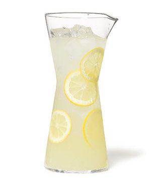 4 Homemade Lemonade Recipes--  When life hands you lemons, make (a delicious twist on) lemonade