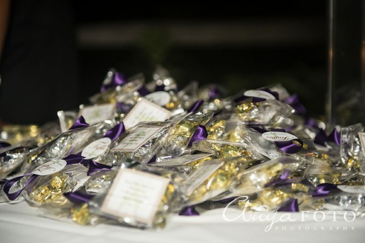 Wedding Favors anyafoto.com #wedding #weddingcakes, wedding favor ideas, wedding favor desings, yellow wedding favors, silver wedding favors, candy wedding favors