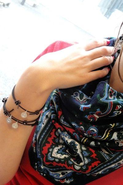 SUN pendant bracelet- truth, wisdom and knowledge  http://www.chictopia.com/photo/show/941189-SUN+pendant+bracelet+truth+wisdom+and+knowledge-3wind-knots-bracelet