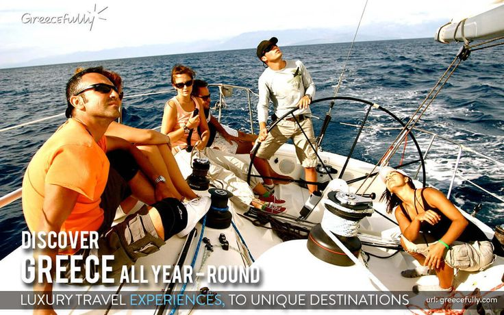 Feel free and privileged Sailing Greek islands, and discover picturesque ports, whitewashed villages and azure waters.www.greecefully.com