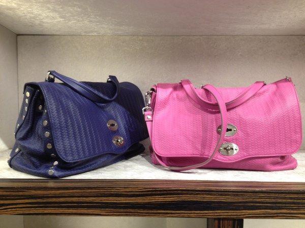 Zanellato #Postina #leather #bag #FolliFollie #collection