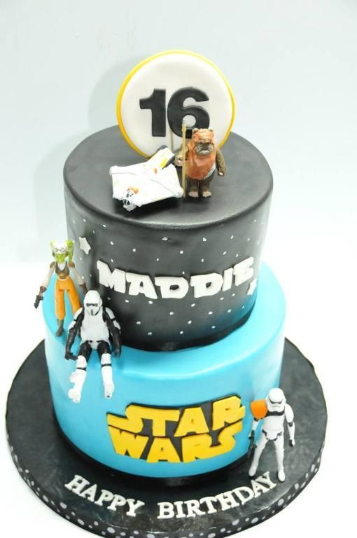 Star Wars Rebels Cake Images : 17 Best images about Sweet 16 on Pinterest Star wars ...