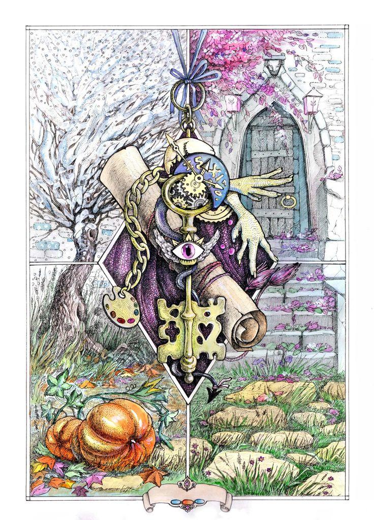 Книга Фиолетовая скрипка из Жакаранды, ГЛАВА ШЕСТАЯ, где закрывается одна дверь и открывается другая. - читать онлайн | Самиздат Lit-Era