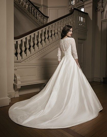 Wedding Dresses | Couture Bridal Gown Designer - Justin Alexander | All Styles 8695