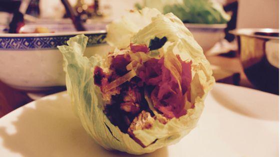 Healthy Chicken Fajita's - The Lite Backpacker 3