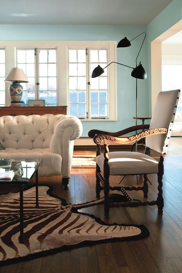 101 best inspiring living room paint colors images on - Benjamin moore regal select exterior ...