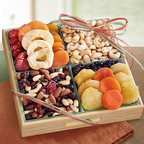 Golden Gate Dried Fruit and Nut Tray... (bestseller)