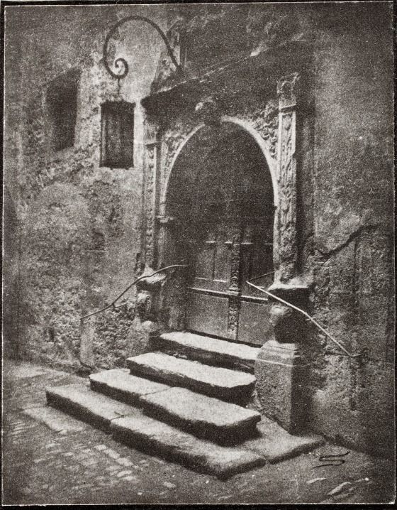 A Bavarian Doorway | LACMA Collections