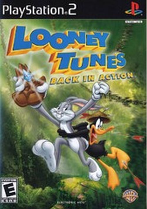 Looney Tunes: Back in Action (Sony PlayStation 2, 2003)