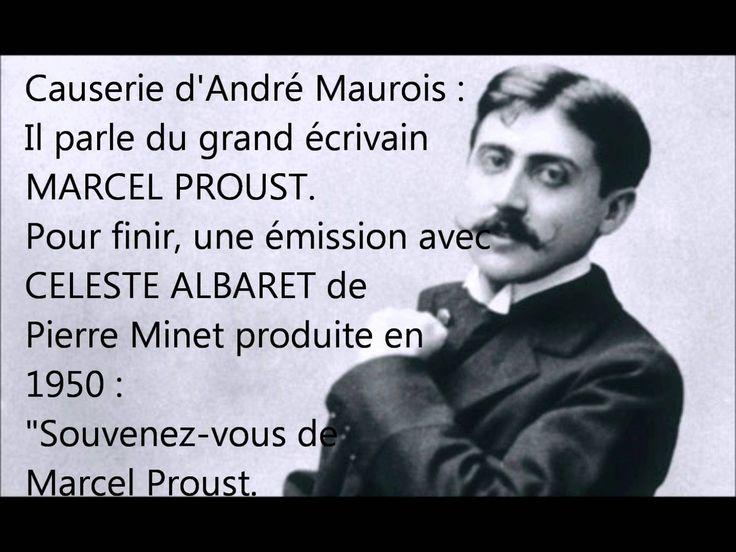 André Maurois : MARCEL PROUST (2)