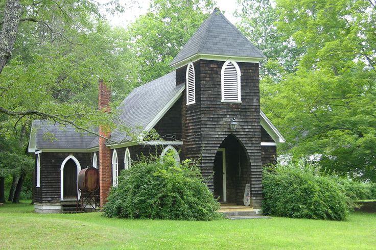 église de campagne
