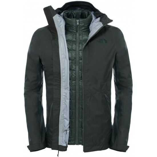 THE NORTH FACE Biston Quadclimate Jacket férfi kabát