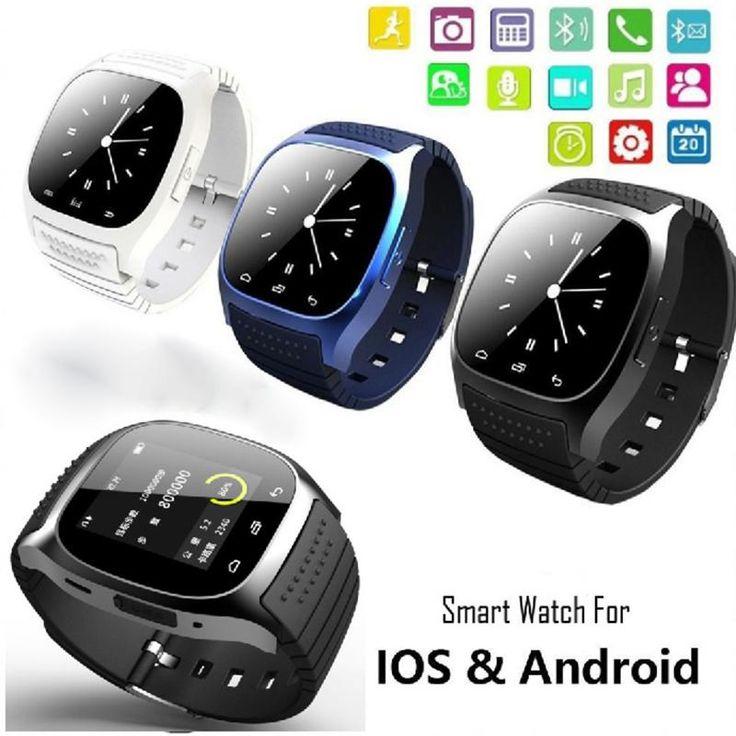 Chytré hodinky SMART WATCH M26 - SLEVA 35% (6031922561) - Aukro - největší…