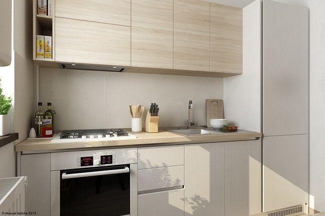 9-mobilier modern proiect amenajare bucatarie mica 6 mp