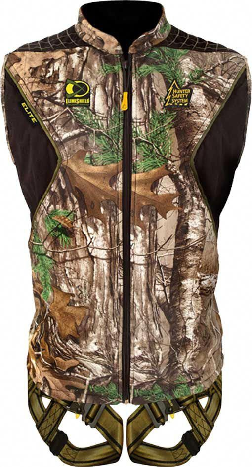 Hunter Safety Systems Elite Treestand Safety Harness Gear Up
