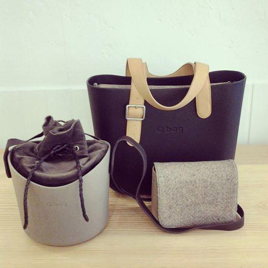 O bag, O bag basket & O pocket.