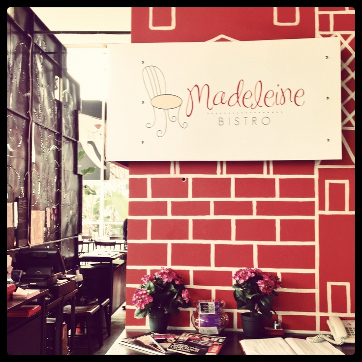 Madeline Bistro Kemang... cool place for hangout