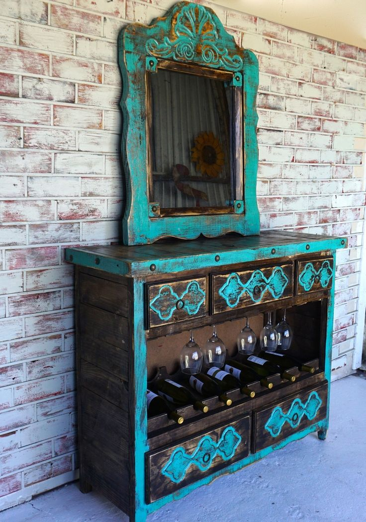 Dante Wine Buffet. Rustic FurnitureBuffetsHome ...