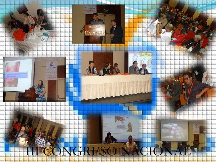 El III Congreso Nacional para Pacientes 2015, fue todo un éxito. Gracias por su participación.