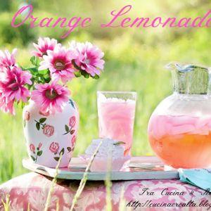 Tra Cucina & Realtà: Orange lemonade http://cucinaerealta.blogspot.it/2015/06/orange-lemonade-bevanda-dissetante-detox-tra-cucina-e-realta-lisa.html