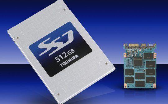 Νέα σειρά SSD δίσκων από την Toshiba με δυνατότητα κρυπτογράφησης