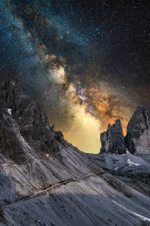 Milky Way on steroids!