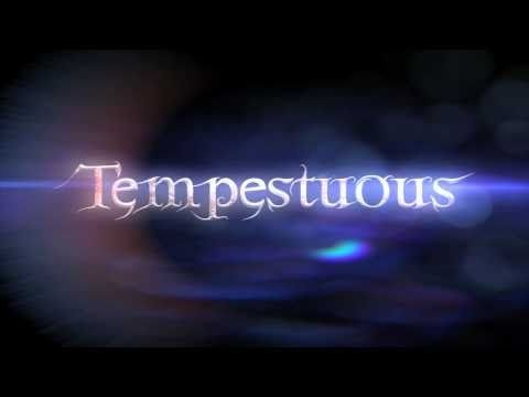 YA book trailer for TEMPESTUOUS By Lesley Livingston