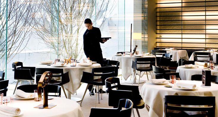restaurantes-g2 | Restaurant Étoile Michelin Barcelone | Hotel Omm | Roca Moo