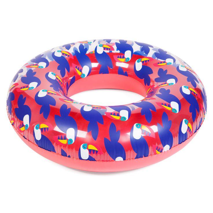 Sunny Life Pool Ring Toucan