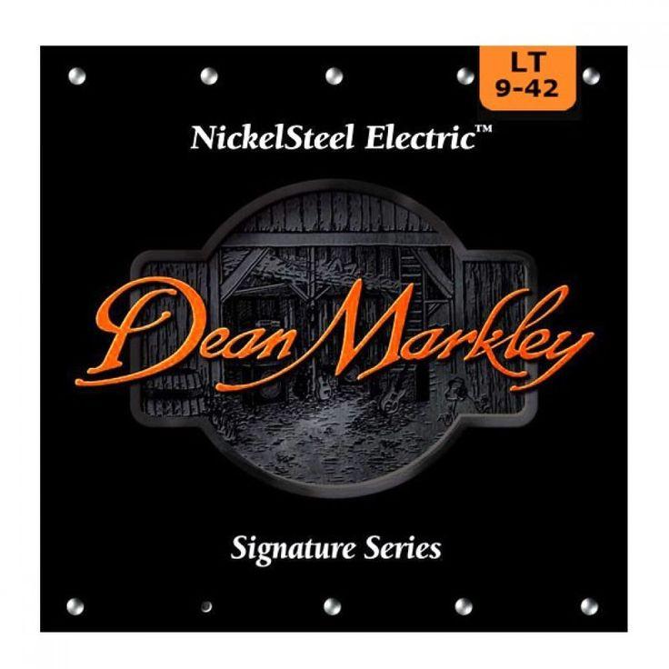Juego cuerdas guitarra eléctrica Dean Markley 2502 LT