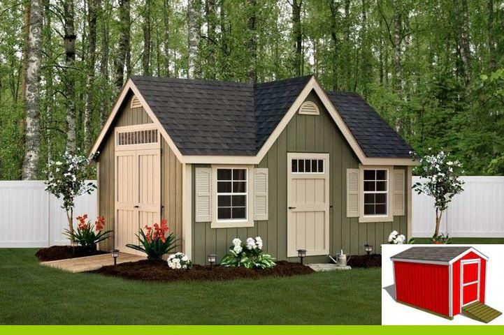 Best Shed Plans For Sizes 8x10 8x12 6x8 And 20x20 Shedplans Sheshedplans Building A Shed Victorian Sheds Backyard Sheds