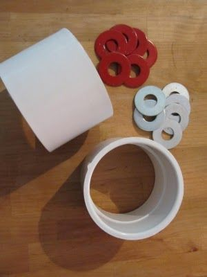 Sew Many Ways Tool Time Tuesday Washer Toss Game