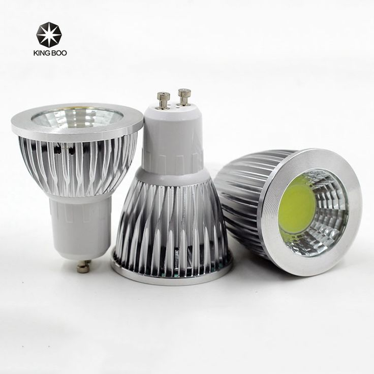3W 5W 7W Dimmable Gu10 LED Spotlight Dimmable Bulb AC85-265V LED COB Spotlight Bulbs  220V Gu10 12V MR16 COB Dimming LED Gu10