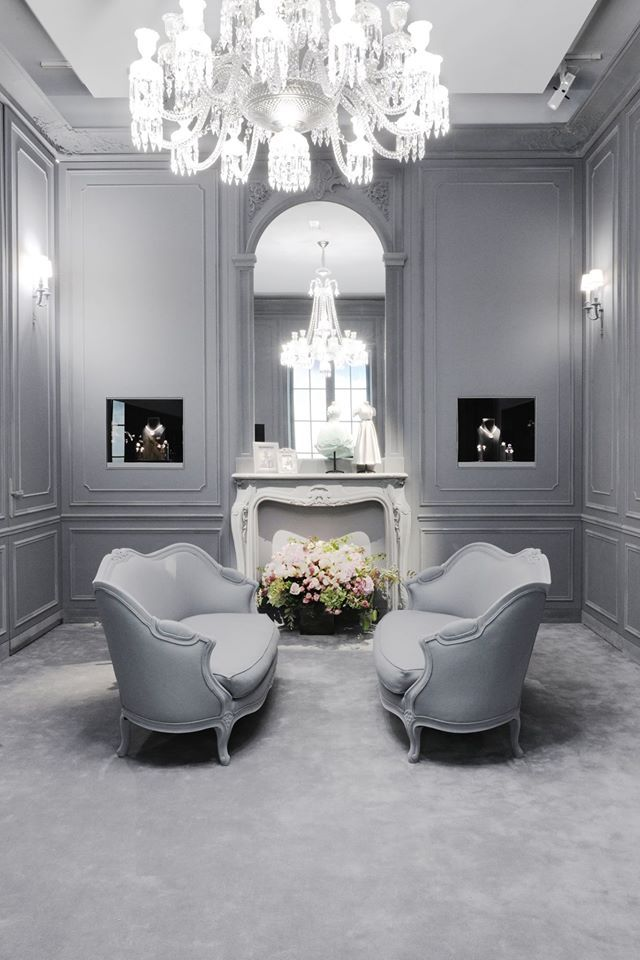 Perfect Dior At The 2014 Biennale Des Antiquaires, Grand Palais, Paris