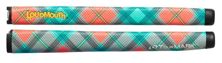 'Peachy' Standard Size. Purchase online at www.tourmarkgrips.com