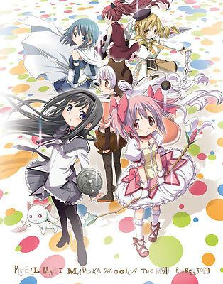 nice Puella Magi Madoka Magica Movie -Rebellion- Limited Edition Anime DVD+Blu-ray R1 - For Sale View more at http://shipperscentral.com/wp/product/puella-magi-madoka-magica-movie-rebellion-limited-edition-anime-dvdblu-ray-r1-for-sale/