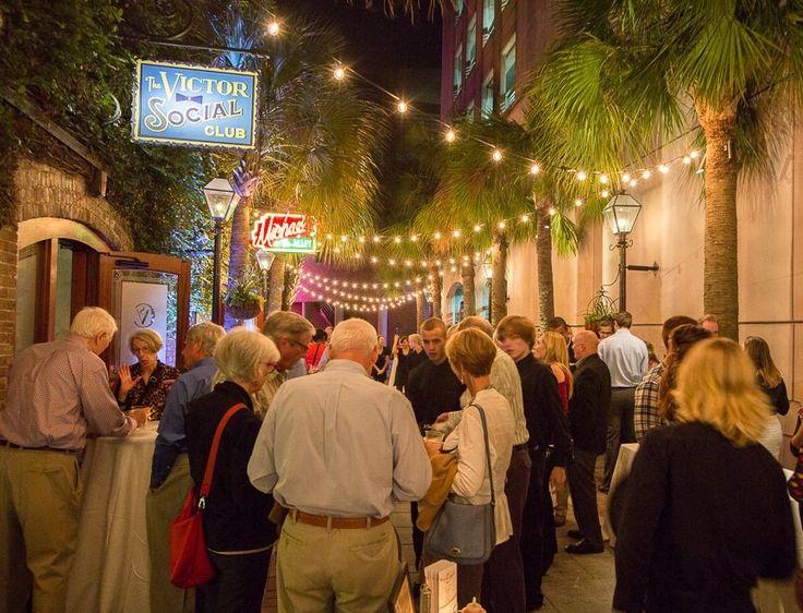 ***Hutson Alley in Charleston, SC