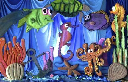 underwater stage designs - Google Search