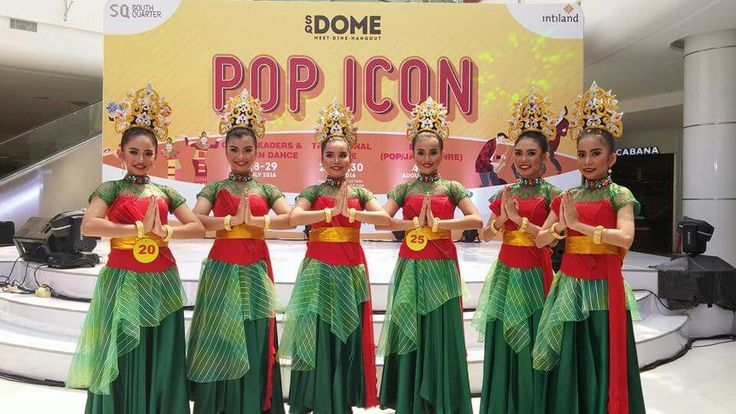 Dance Competition-Javanese Dance