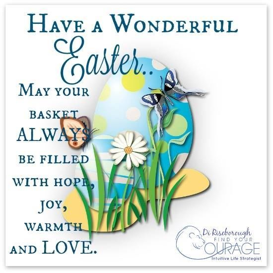 1015 best happy easter images on pinterest easter decor have a wonderful easter may your basket be filled with hope m4hsunfo