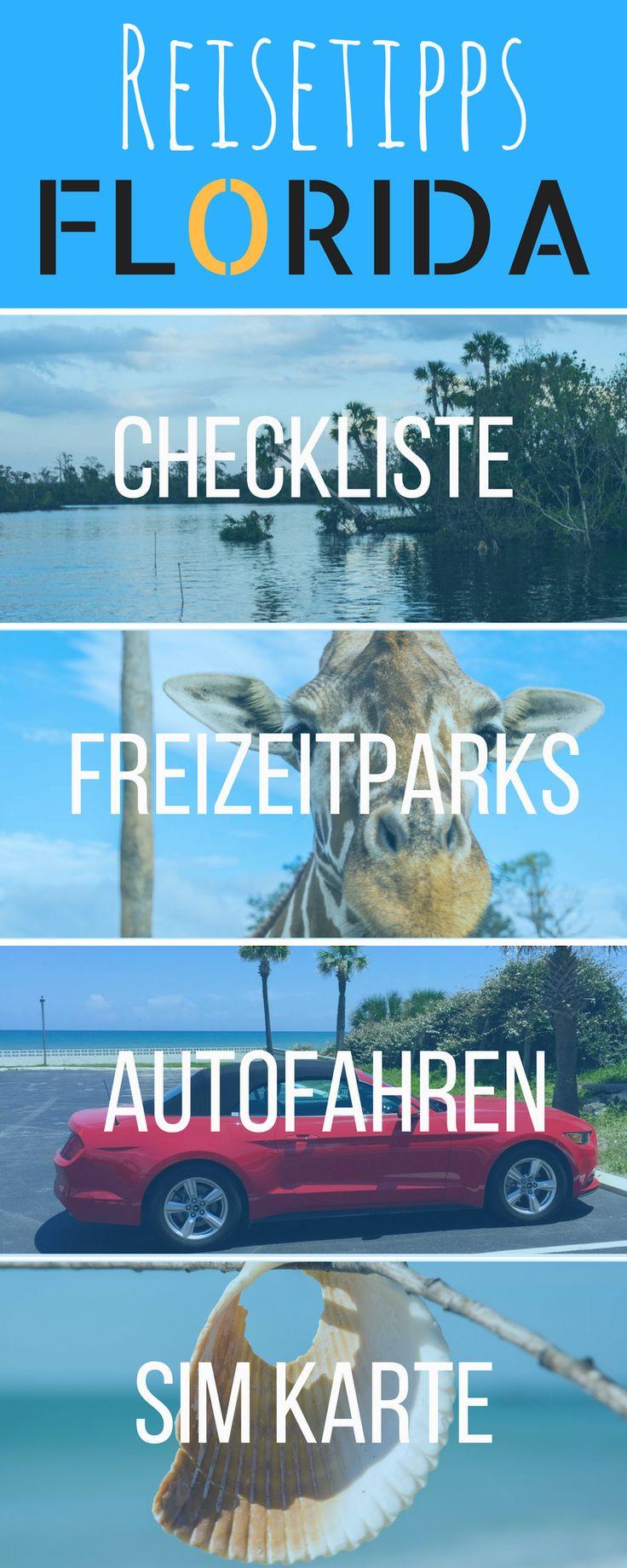 Reisetipps für deinen Urlaub in Florida. Du planst deine Reise nach Florida und…